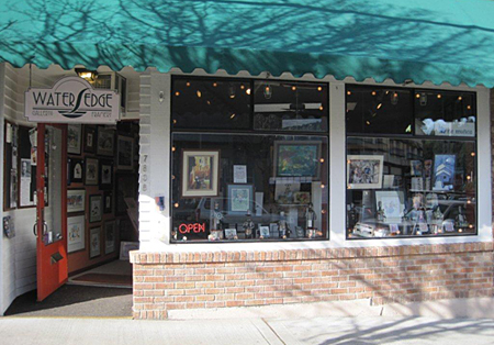 Gig Harbor art gallery, gifts, artists